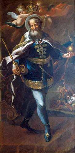 16. kolovoza - Sveti Stjepan - Ugarski kralj
