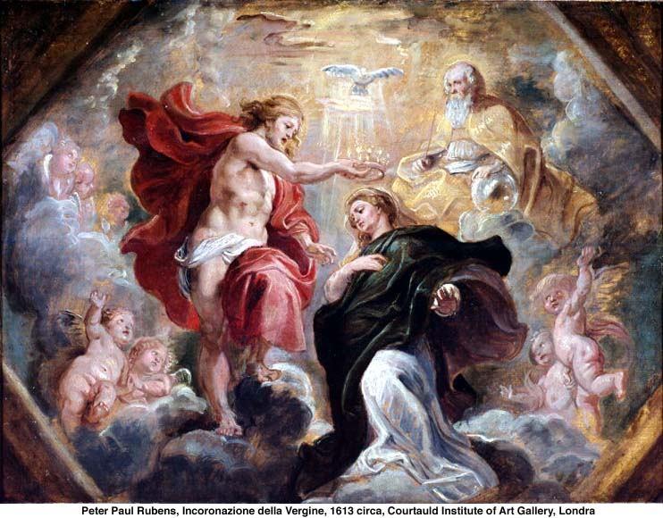 22. kolovoza - Blažena Djevica Marija - Kraljica