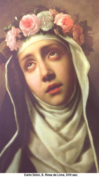 23. kolovoza - Sveta Ruža Limska