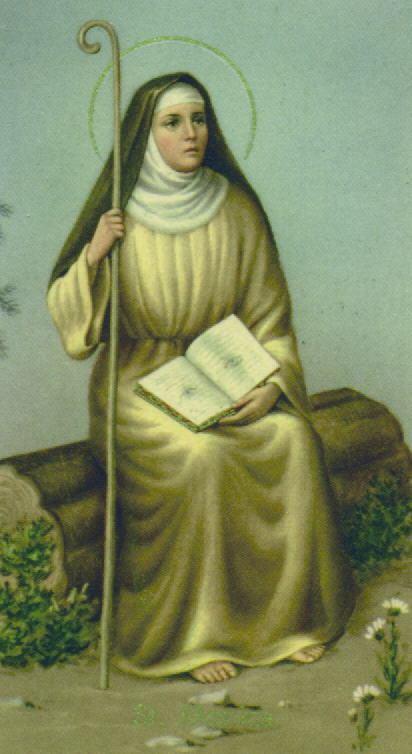 27. kolovoza - Sveta Monika