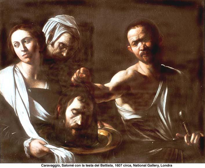 29. kolovoza - Mučeništvo svetog Ivana Krstitelja