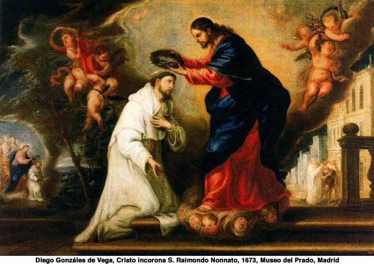 31. kolovoza - Sveti Rajmund Nonat