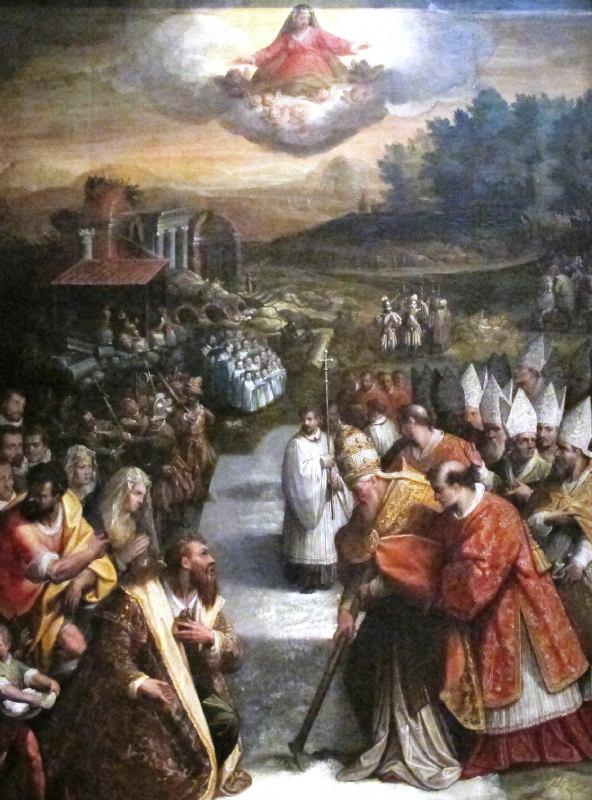 5. kolovoza - Posvećenje Bazilike svete Marije Velike u Rimu