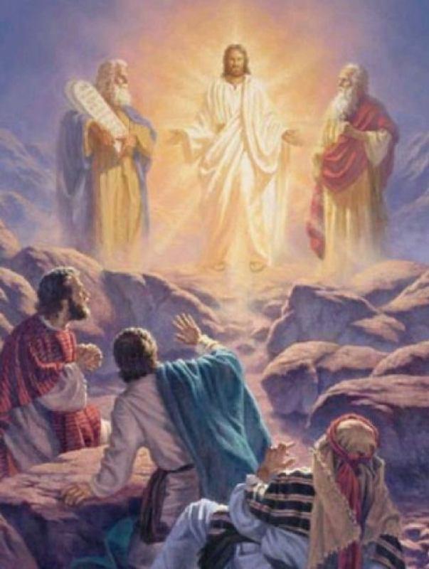 6. kolovoza - Preobraženje Gospodinovo, Božje lice
