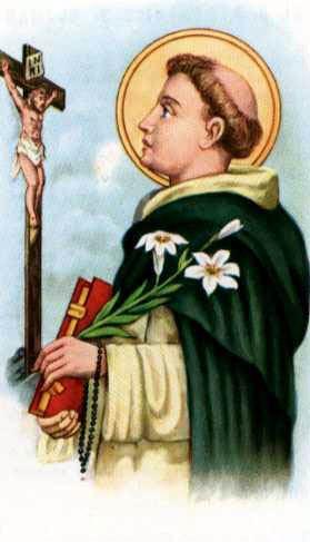 8. kolovoza - Sveti Dominik, svećenik (1170-1221)