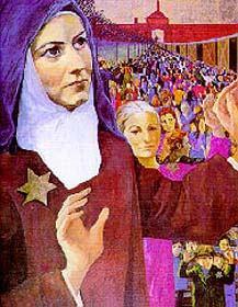 9. kolovoza - Edith Stein, Sveta Tereza Benedikta od Križa