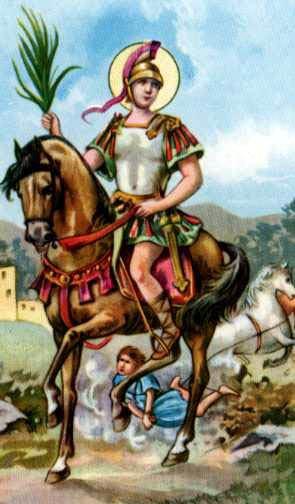 13. kolovoza - Sveti Poncijan, papa i Hipolit, prezbiter, mučenici