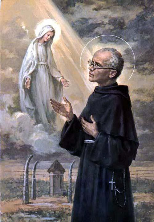 14. kolovoza - Sveti Maksimilijan Marija Kolbe, prezbiter, konventualac