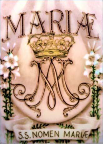 12. rujna - Ime Marijino