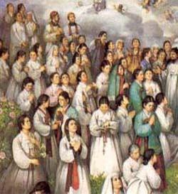 20. rujna - Andrija Kim Taegon i 102 Korejska mučenika