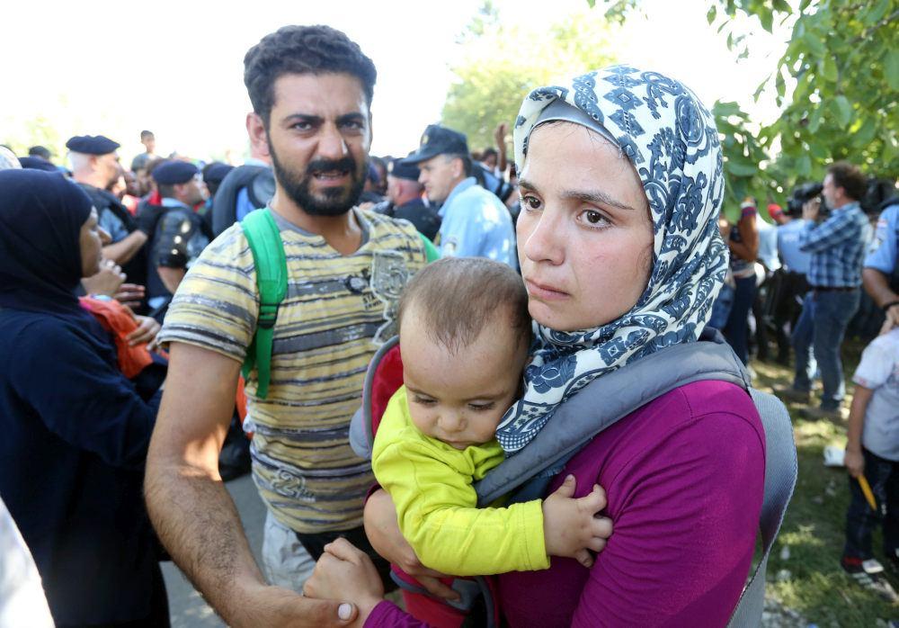Kršćanska solidarnost s izbjeglicama sa Srednjeg i Bliskog istoka u Hrvatskoj