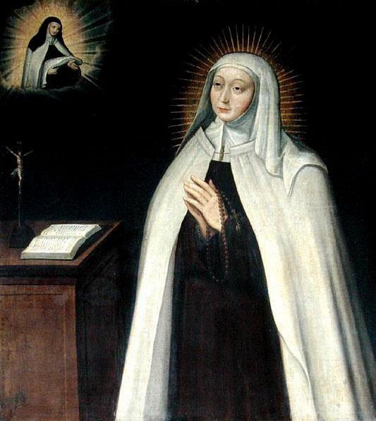 18. travnja - Blažena Marija od Utjelovljenja, redovnica karmelskog reda