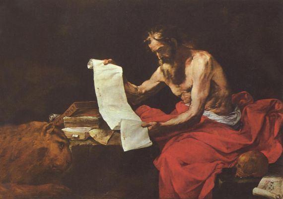 30. rujna - Sveti Jeronim, prezbiter i crkveni naučitelj