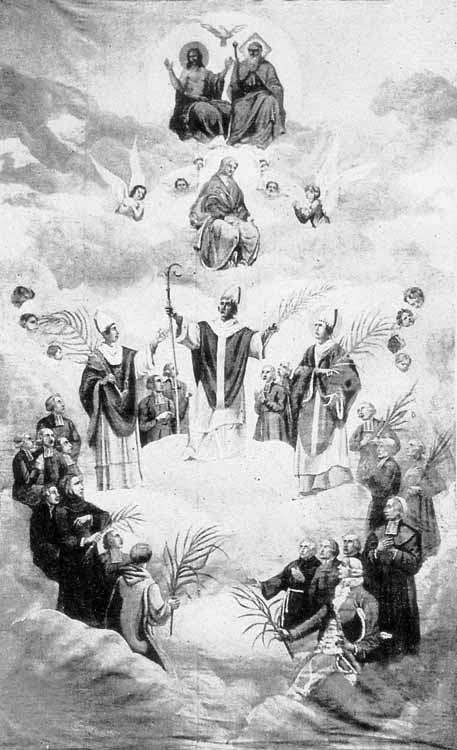 2. rujna - Blaženi Ivan Franjo Burte, Severin Girault i ostali, mučenici