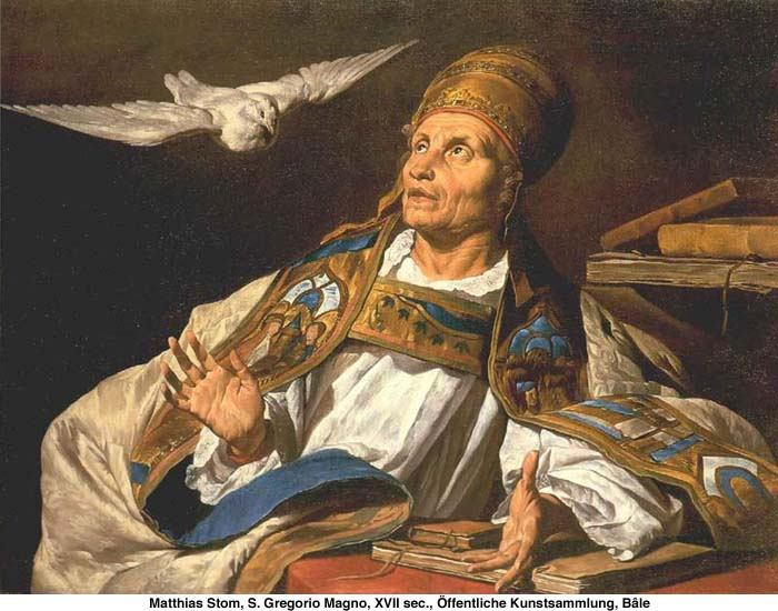 3. rujna - Sveti Grgur veliki, papa i crkveni naučitelj