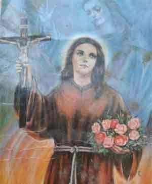 4. rujna - Sveta Ruža Viterbska, djevica