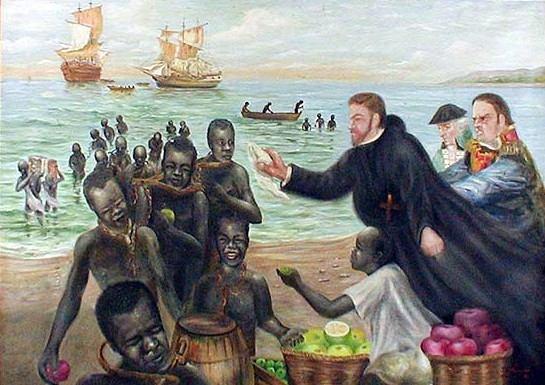 9. rujna - Petar Claver, isusovac - misionar