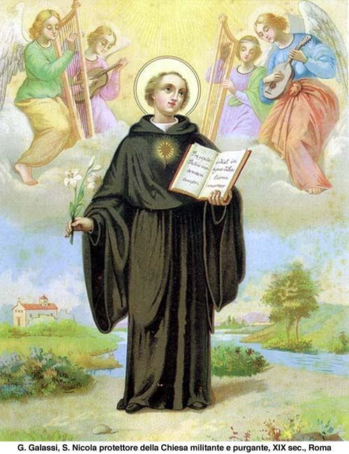 10. rujna - Sveti Nikola Tolentinski, svećenik