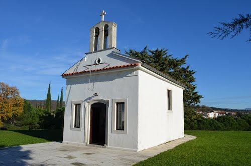 Kapelice - mjesta osobne molitve i kratkih duhovnih razmišljanja
