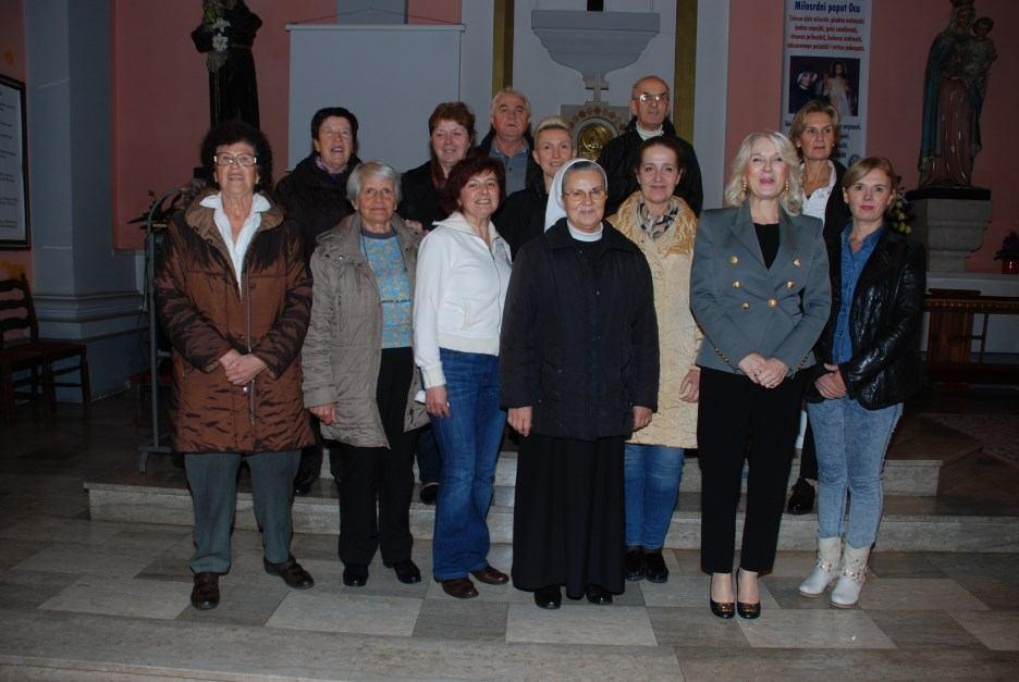 22. studenoga 2016. - Sveta Cecilija mučenica