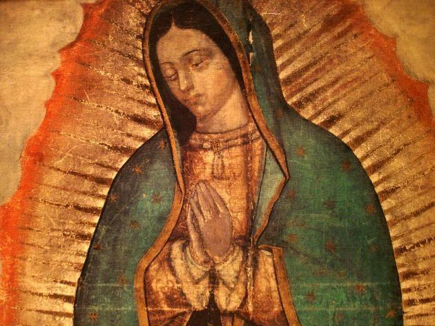 12. prosinca - Naša Gospa Guadalupska