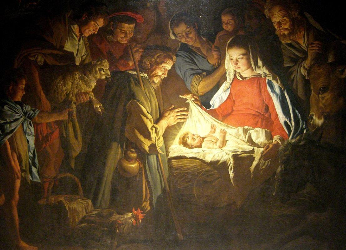 25. prosinca 2018. - Isusovo rođenje - Božić