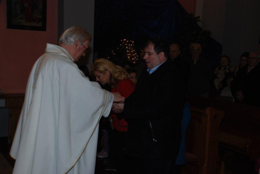 24. prosinca 2016. - Predsjednica Republike Hrvatske na Kantridi