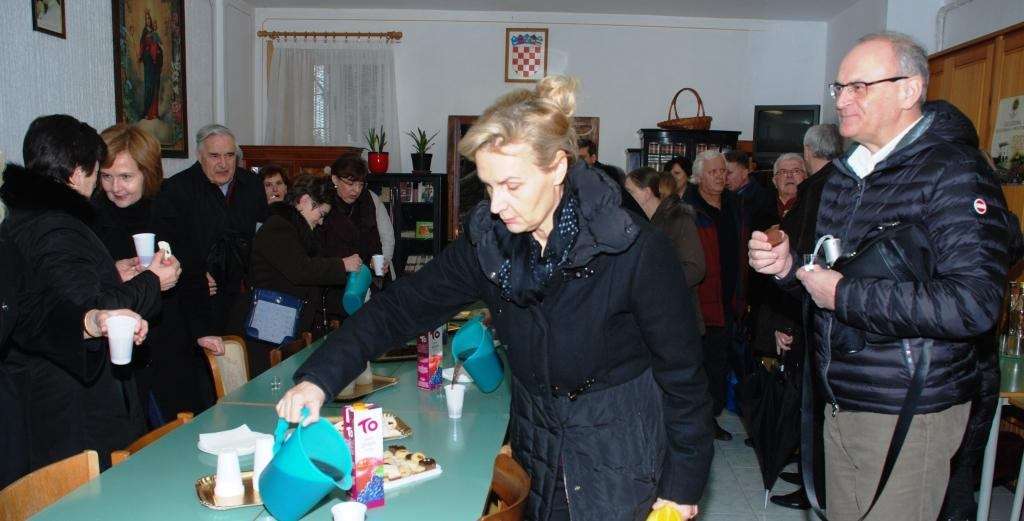 14. veljače 2016. - Bolesničko pomazanje na Kantridi