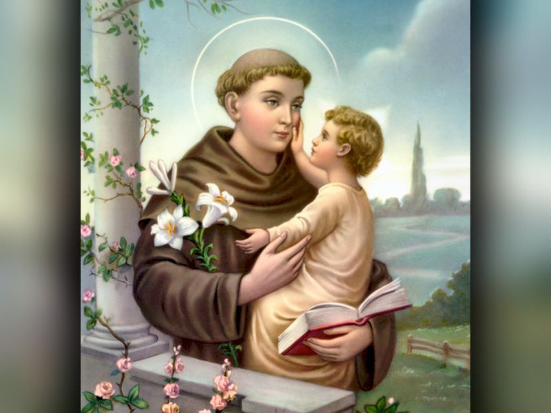 Živjeti sa svetim Antunom