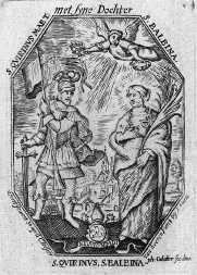 30. ožujka - -  Sveti Kvirin, rimski mučenik