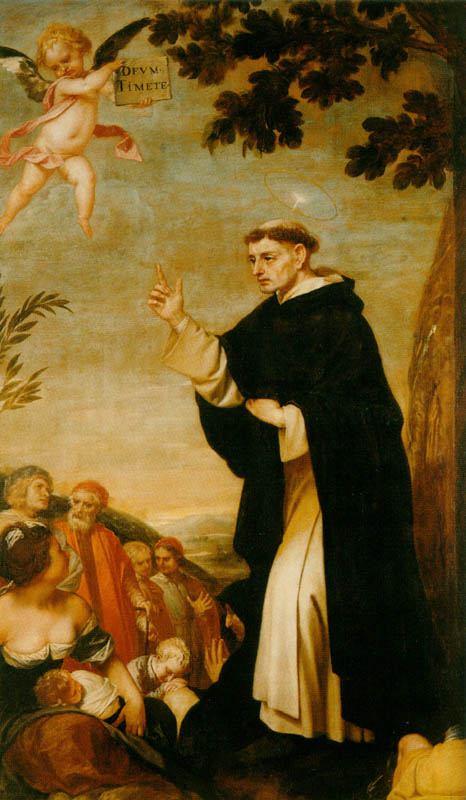 5. travnja - Sveti Vinko Ferrer, prezbiter
