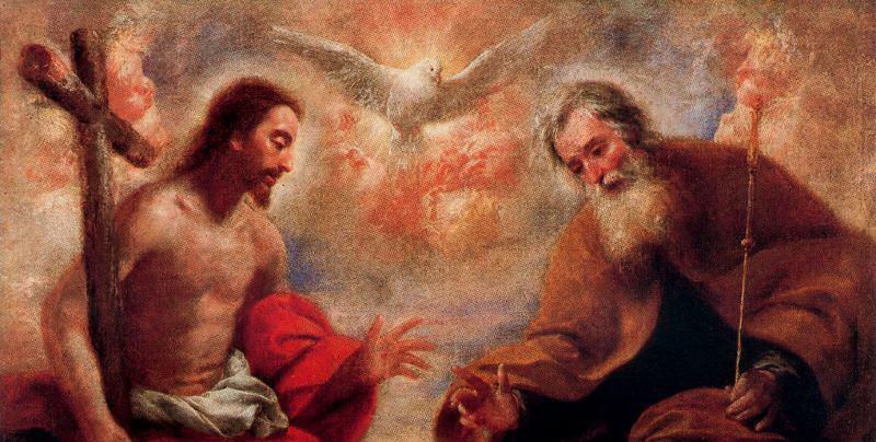 22. svibnja 2016. - Svetkovina Presvetog Trojstva
