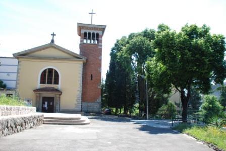13. lipnja 2016. proslava župnog blagdan na Kantridi