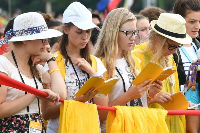 27. srpnja 2016. - Papa u svom prvom govoru u Poljskoj pozvao za zaštitu života