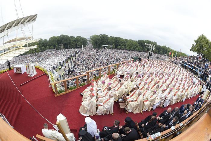 28. srpnja 2016. - Papa Franjo u Čenstohovi - Jasna Gora