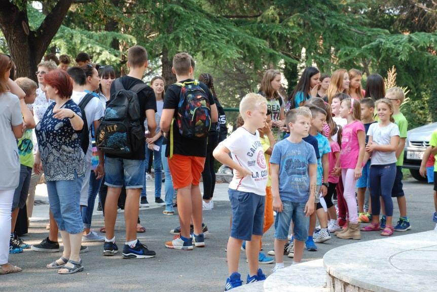 14. rujna 2016. - Početak školske i vjeronaučne godine na Kantridi