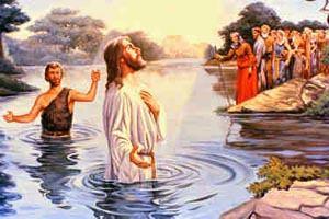 12. siječnja 2020. - Krštenje Isusovo