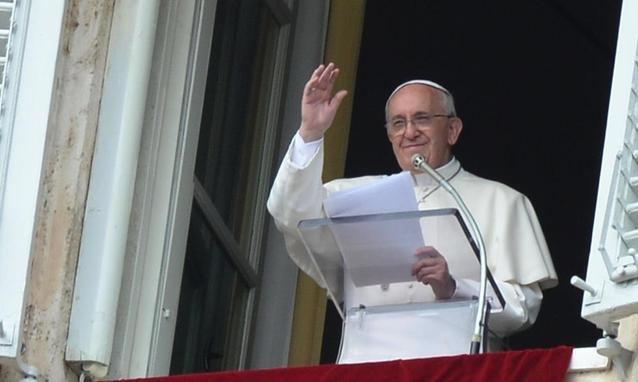 22. listopada 2017. - Papin nagovor uz molitvu Anđeo Gospodnji u nedjelju