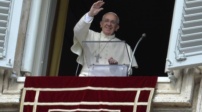 10. prosinca 2017. - Papin nagovor uz molitvu Anđeo Gospodnji u nedjelju