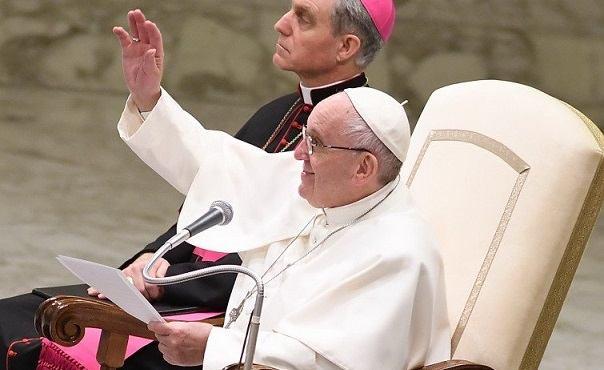 13. prosinca 2017. - Papina kateheza na općoj audijenciji u srijedu
