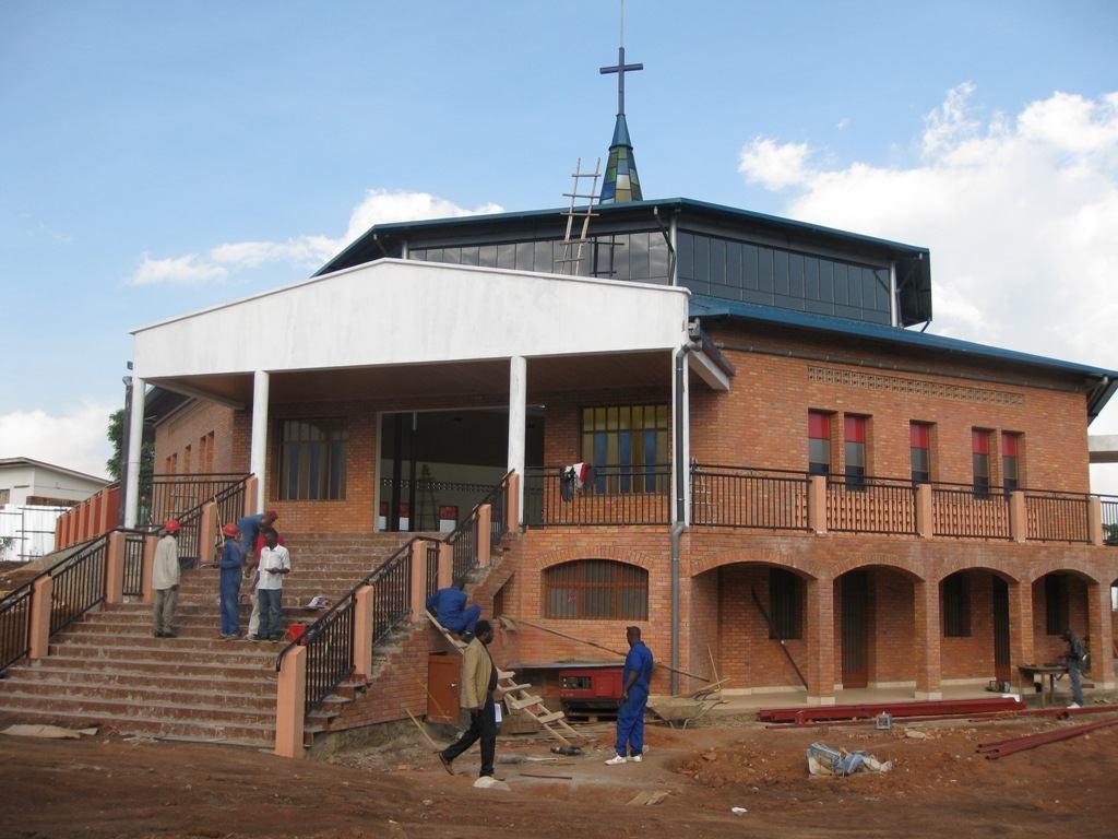 Don Danko Litrić, salezijanac u Africi - Rwandi - čestita Božić