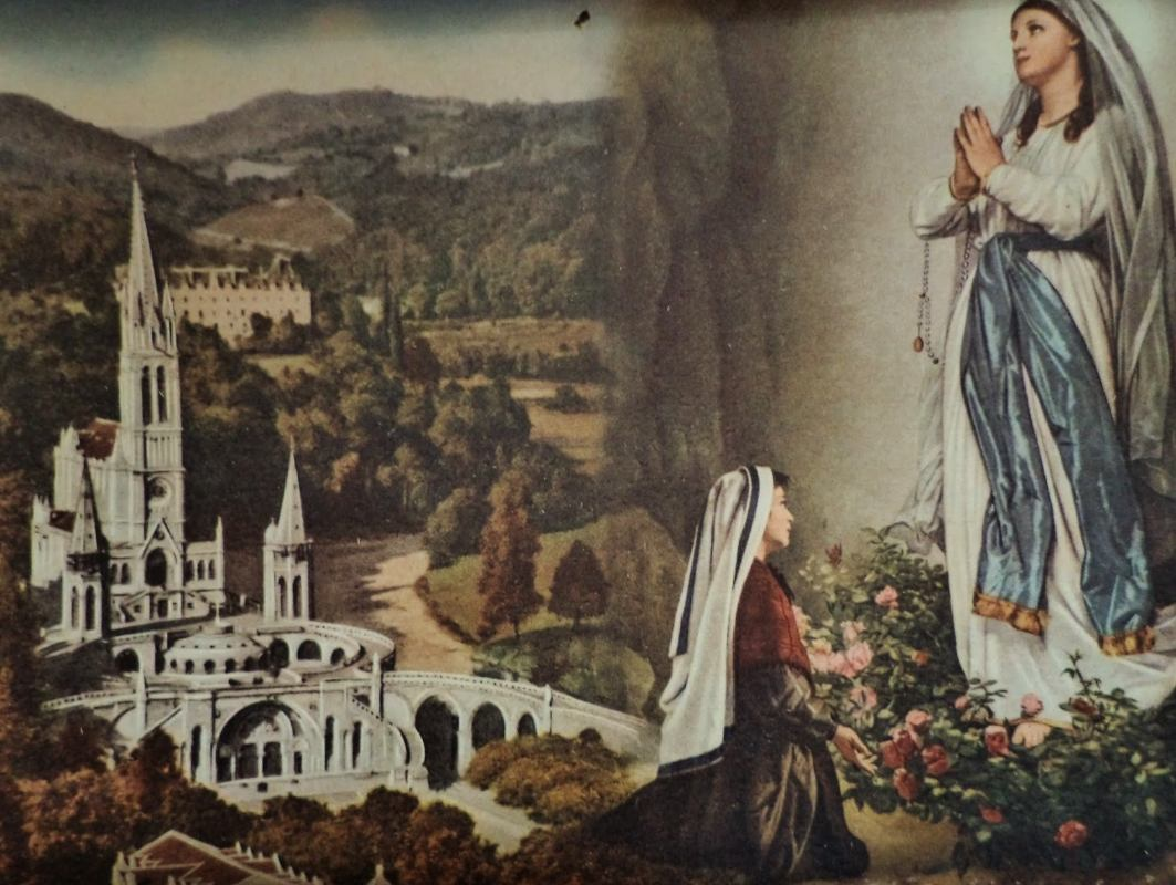 11. veljače - Ukazanja BDM u Lurdu vidjelici Bernardici Soubirus