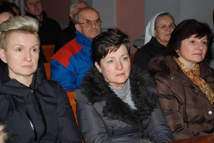 24. veljače 2016. - Susret don Peje s predstavnicima župe na Kantridi