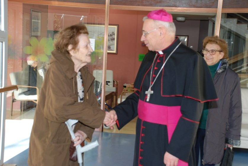 9. veljače 2017. - Mons. dr. Ivan Devčić, u