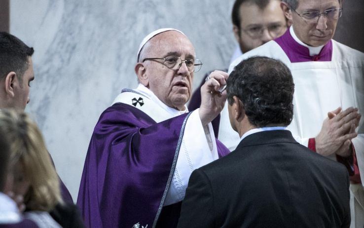 1. ožujka 2017. - Papina kateheza na općoj audijenciji u srijedu