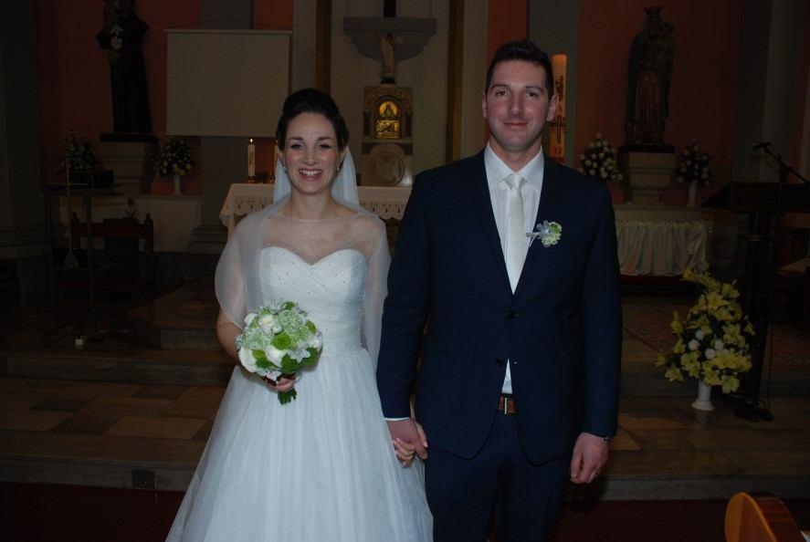 21. travnja 2017. Vjenčanje Dejana Nikole Vranić i Ingrid Jovanović