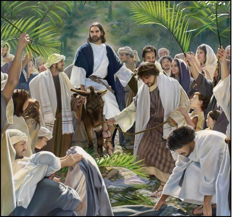 Isusova je muka cijena vjernosti Ocu - Cvjetnica
