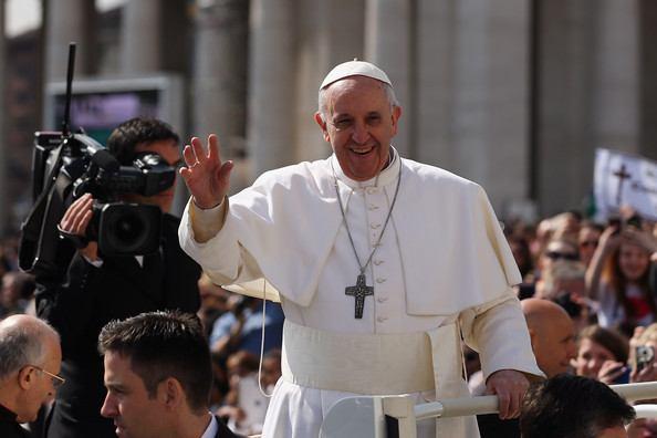 17. svibnja 2017. - Papina kateheza na općoj audijenciji u srijedu
