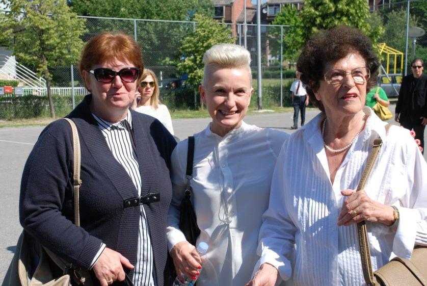 27. svibnja 2017. - Sveta Mati Slobode na Jarunu
