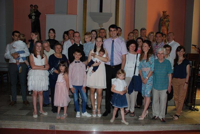 11. lipnja 2017. - Na Kantridi kršten Benjamin Nemir